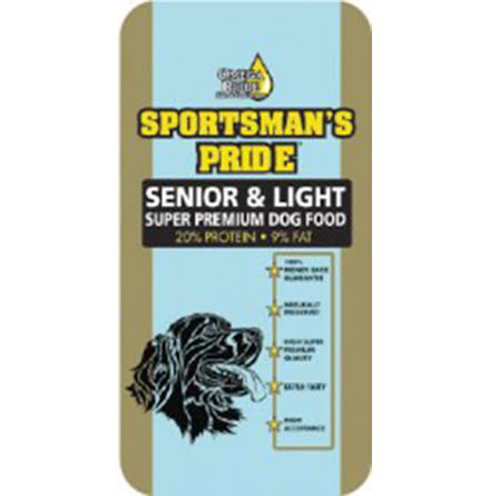 SP senior& light super premium torrfoder