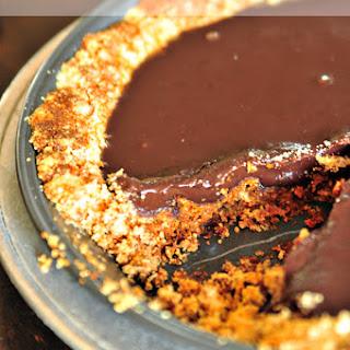 Chocolate Espresso Ganache Pie