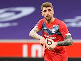 """OSC Lille-middenvelder blikt terug op incident met ploeggenoot tijdens oefenwedstrijd tegen KV Kortrijk: """"Wilde gewoon iets uitleggen"""""""
