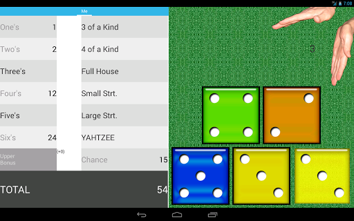 Yatzy Blast screenshot 4