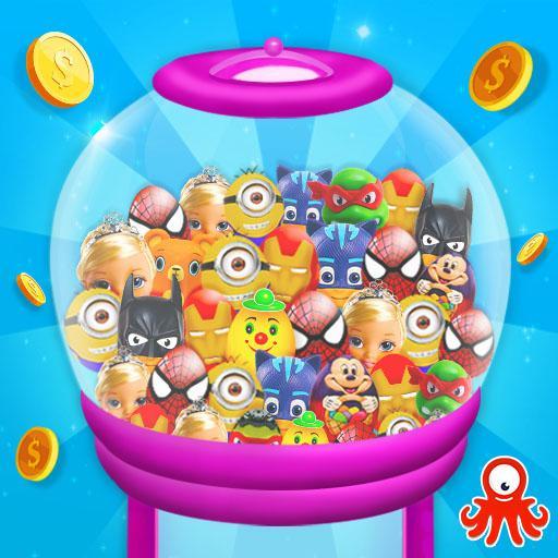 Toy Surprise Eggs Machine