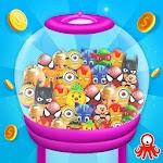 Toy Surprise Eggs Machine Icon