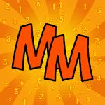 Math Mix: a brain game Icon