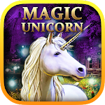 Magic Unicorn In The Wild