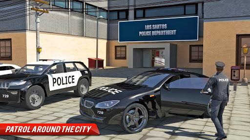 Crime City - Police Car Simulator 1.6 screenshots 1