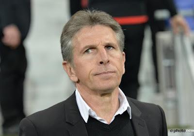 Claude Puel, De Boer et Christophe Galtier ont bien envoyé leur CV à Anderlecht