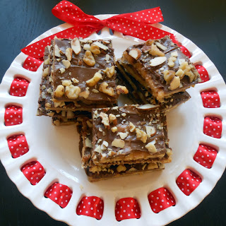 Club Cracker Christmas Toffee