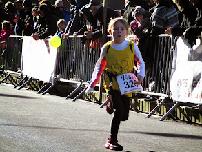 Photo: 650m meisjes 2007-2008.