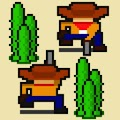 West Masters: Cowboys Battle