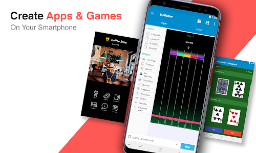 CREATE YOUR OWN APPS 3 9 2 + (AdFree) APK for Android