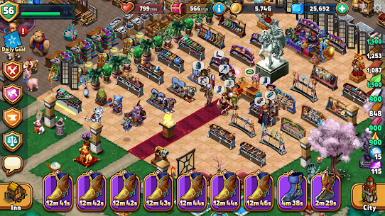 Shop Heroes: Trade Tycoon 7