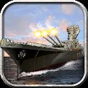 Navy Battleship Combat 3D icon
