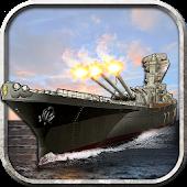 Navy Battleship Combat 3D
