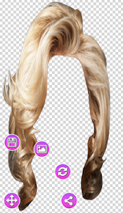 Hairstyles Changer Photo Frame - náhled