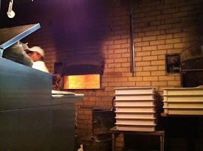 Photo: Pizza Oven at Luzzo's