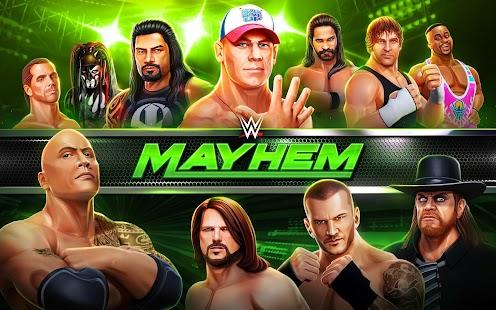 Tải WWE Mayhem miễn phí