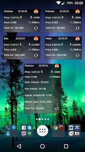 App Monero Status APK for Windows Phone