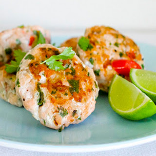 Chili Salmon Cakes Recipes