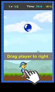Chain Pang - Split Balloons screenshot 2
