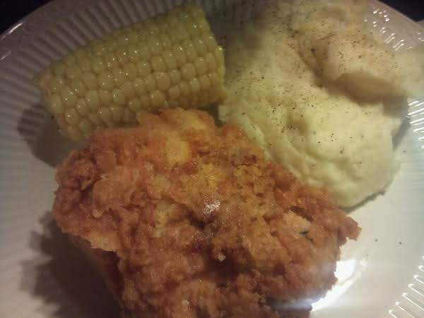 Paula Deen's Southern Fried Chicken
