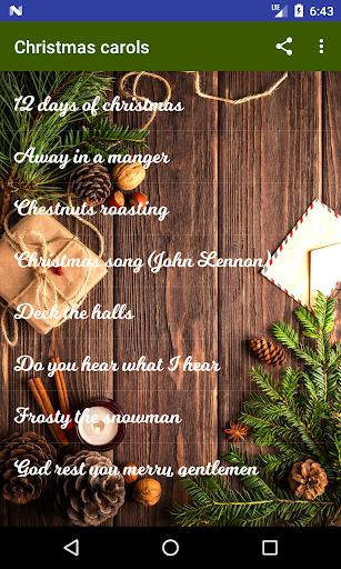 Christmas Carols Apk Download Free for PC, smart TV