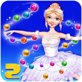 Dance Ballet Bubble Shooter