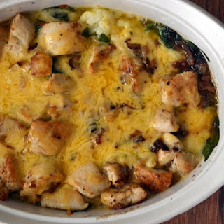Chicken Cauliflower Bake