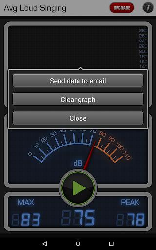無料工具AppのDecibel 10th - プロ騒音計|記事Game