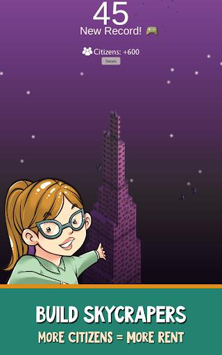 Sky Tower Tycoon u2013 Your Idle Adventure 2.3.0 screenshots 16