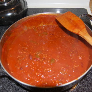 Homestyle Chili Beans Recipes