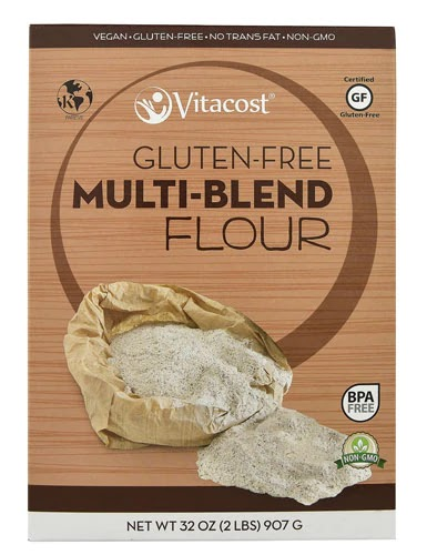Gluten-Free Multi-Blend Flour