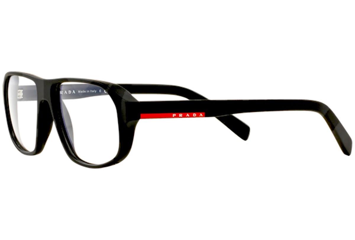 mejor lugar para diseño de variedad vende Comprar Monturas Prada Linea Rossa PS 05GV C55 DG01O1 | Blickers
