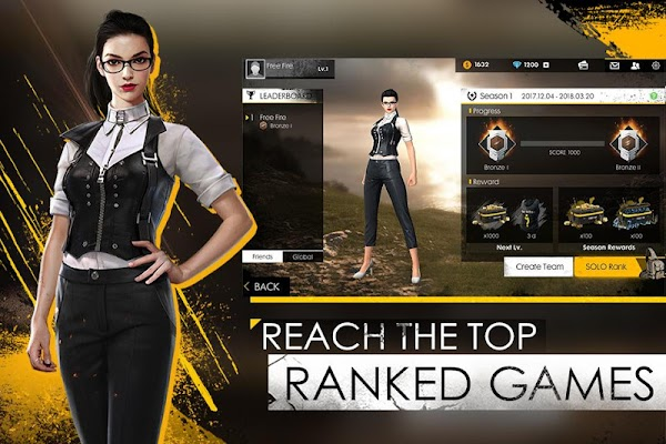 Garena Free Fire Screenshot Image
