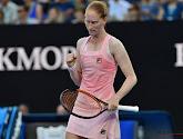 Van Uytvanck kopt Franse tiener Brunel in drie sets in eerste ronde Australian Open