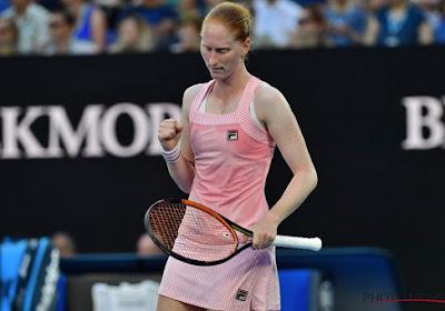 Van Uytvanck klopt Kozlova en bereikt halve finales in Boedapest