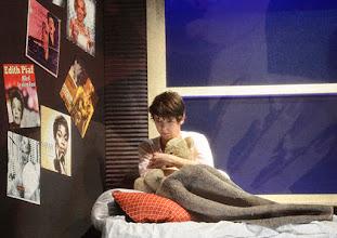 Photo: Wien/ Kammerspiele: AUFSTIEG UND FALL VON LITTLE VOICE von Jim Cartwright. Inszenierung Folke Braband. Premiere 7.5.2015. Eva Mayer. Copyright: Barbara Zeininger