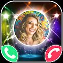 Color Call Flash - Phone Color Caller Screen 2019 icon