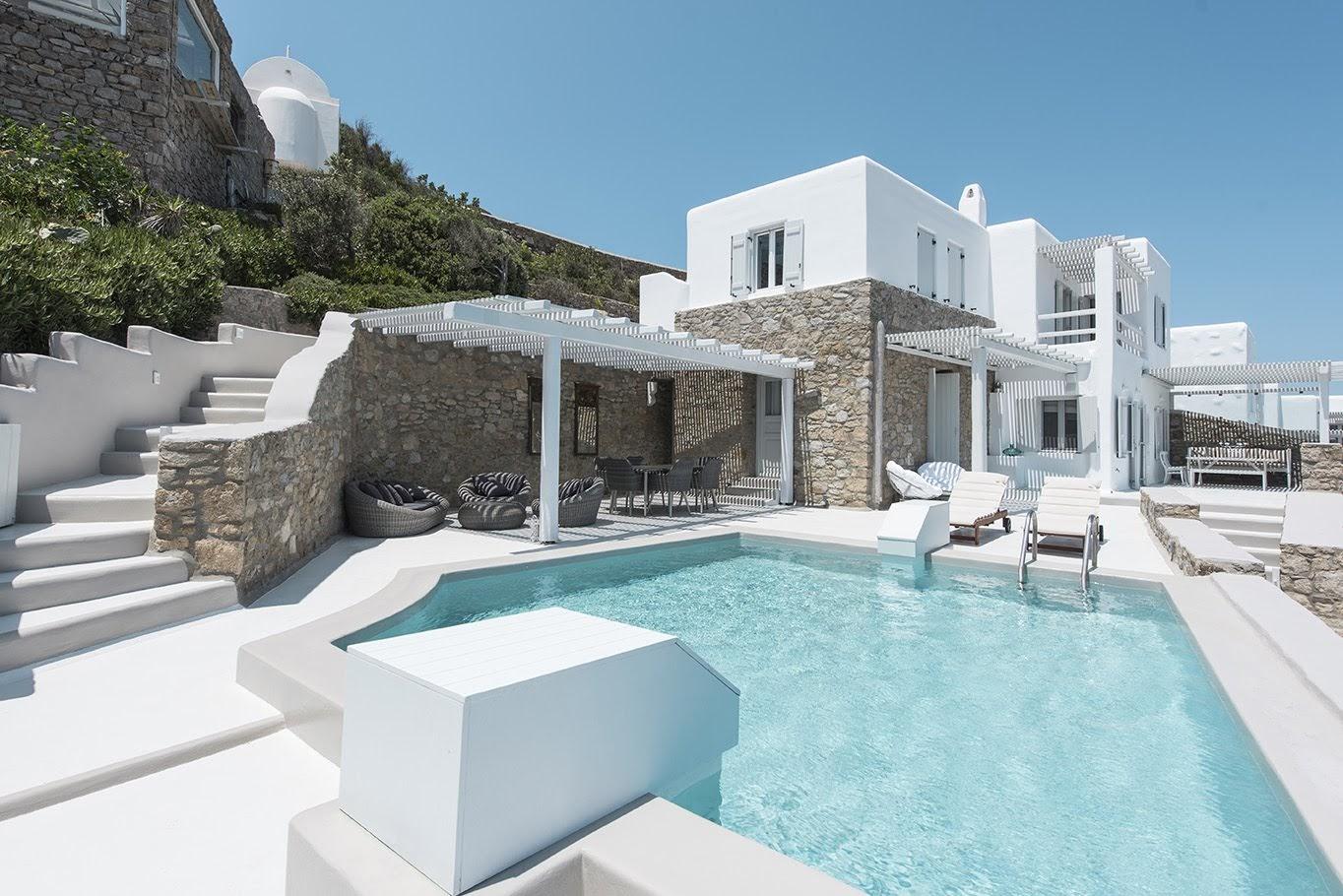 Villa Azalea, Mykonos