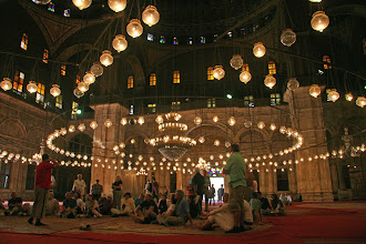 Photo: Alabaster Mosque Tour from Port Said Port with All Tours Egypt