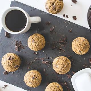 Coffee + Dark Chocolate Muffins.