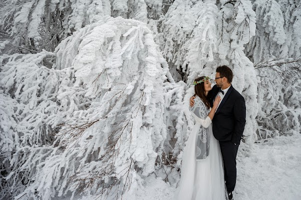 Wedding photographer Radek Kazmierczak (wildlight). Photo of 28.02.2018