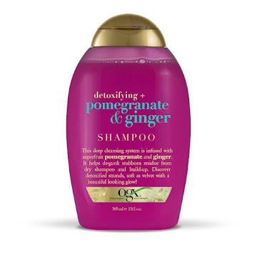 Shampoo Ogx Granada &   Jengibre X385ml