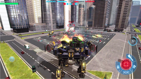 Cheat War Robots Hack for the game
