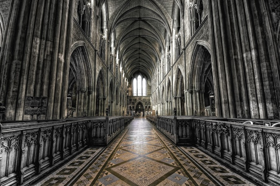 St patricks cathedral 2 by Paul Holmes - Buildings & Architecture Other Interior