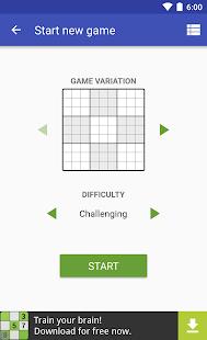 Sudoku: Andoku 3 Free - náhled