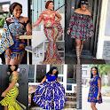 Ankara Ladies Dress 2019 icon