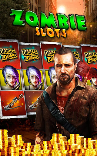 Zombie Attack Slot Machines