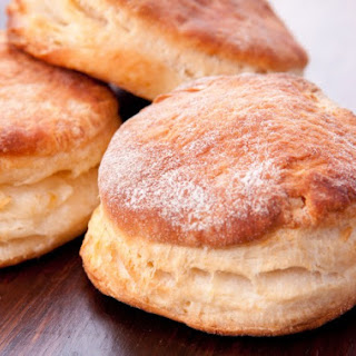 Butter Biscuits.