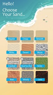 Sand Draw Sketch Drawing Pad: Creative Doodle Art 2
