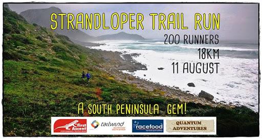 Strandloper Trail run : Noordhoek Sportsfields